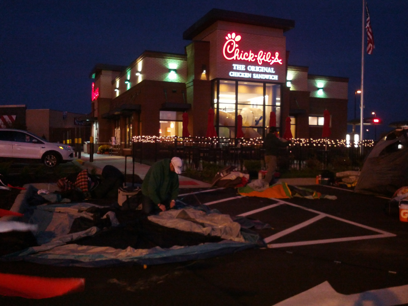Two More Stand Alone Chick Fil A Restaurants Opening Nov 7 As Chain