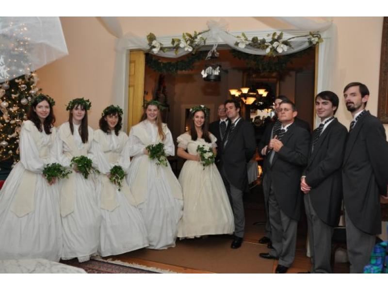 Bulloch Hall To Host Roosevelt 1853 Wedding Reenactment Roswell
