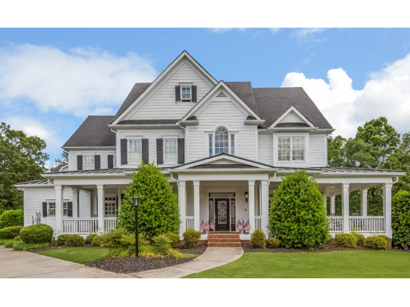 Wow house spectacular southern living with wrap around for House plans with porch all the way around