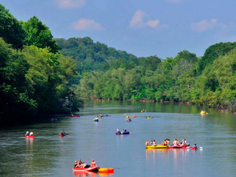 Chattahoochee River Summer Splash Returns To Sandy Springs