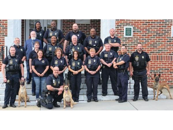 School District Celebrates National Police Week - Canton ...