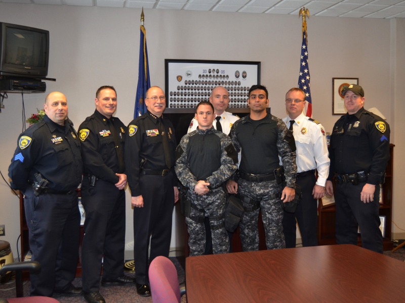 Tactical Paramedics Join Dearborn Swat Team Dearborn Mi Patch