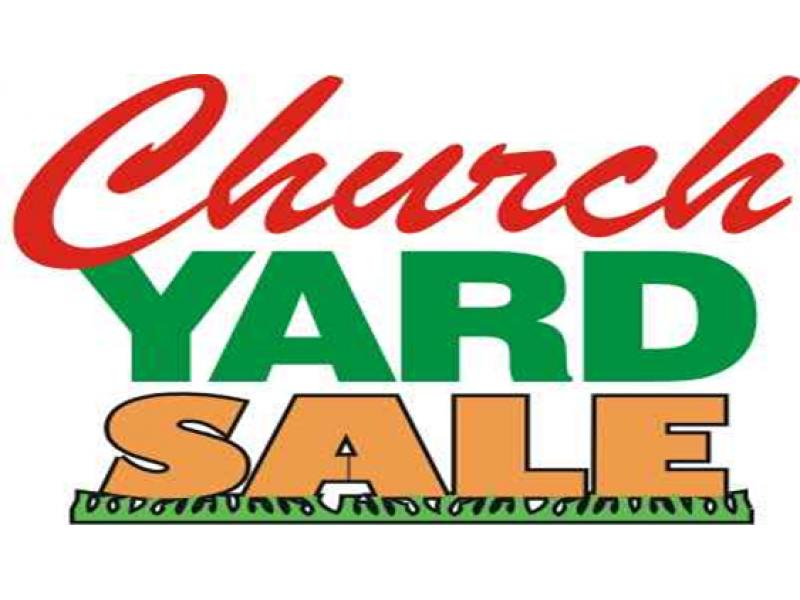Herbert Herbie Andrews Memorial Church Yard Sale