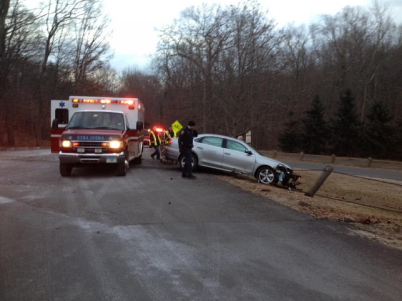 Police: Car Accident Likely Caused by Medical Condition