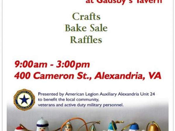 Holiday Craft Fair Virginia