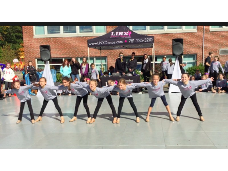 ccf4015bd LINX Dance Team Performs at Annual Bates Pumpkin Fair