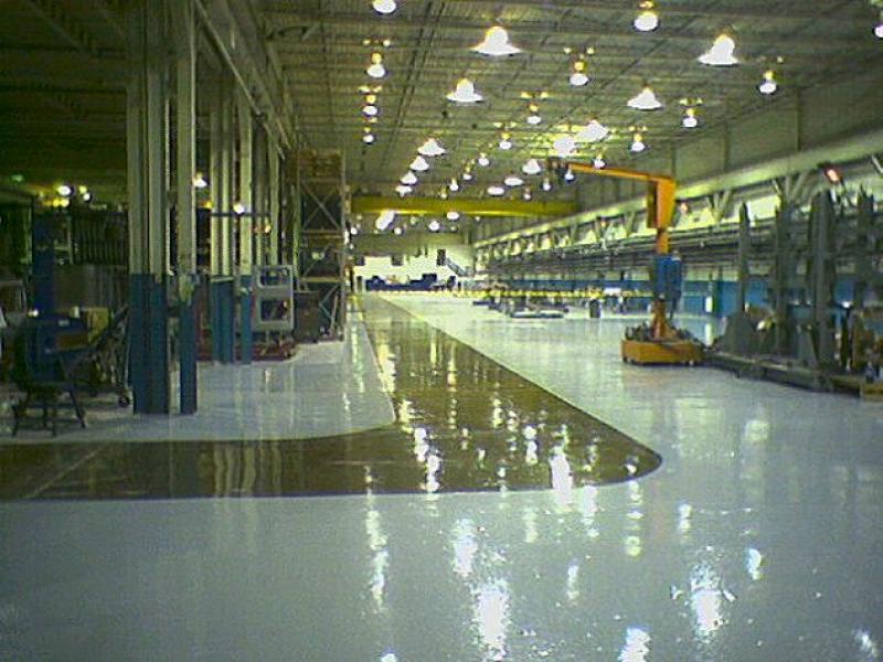 New Epoxy Flooring Business
