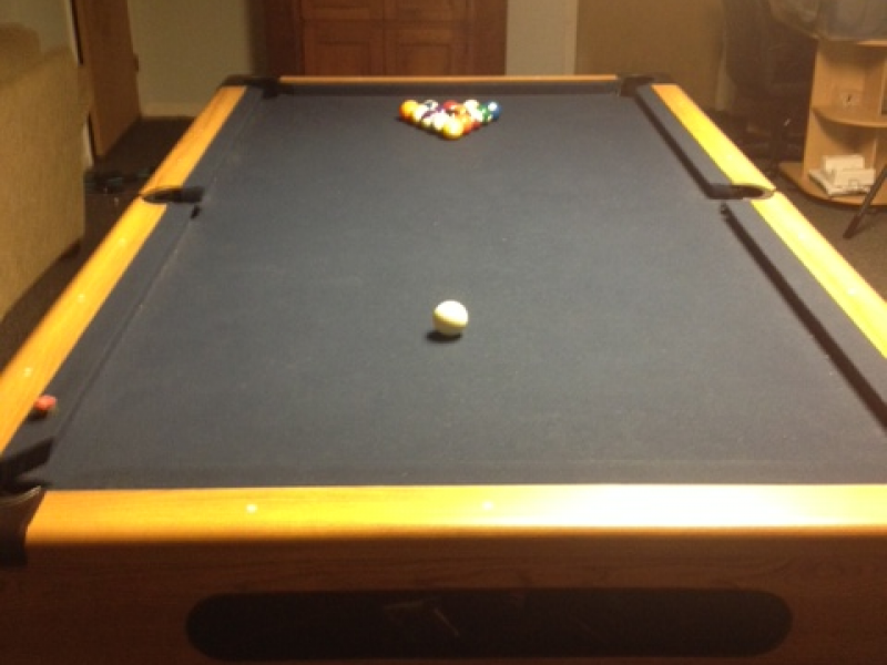 American Heritage Pool Table For Sale Fairfield CT Patch - American heritage pool table prices