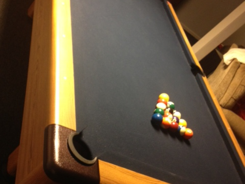 American Heritage Pool Table For Sale Weston CT Patch - American heritage pool table prices