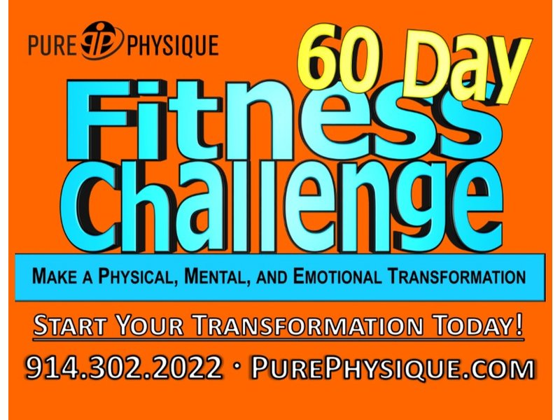 Pure Physique S 60 DAY FITNESS CHALLENGE Starts Sept 24