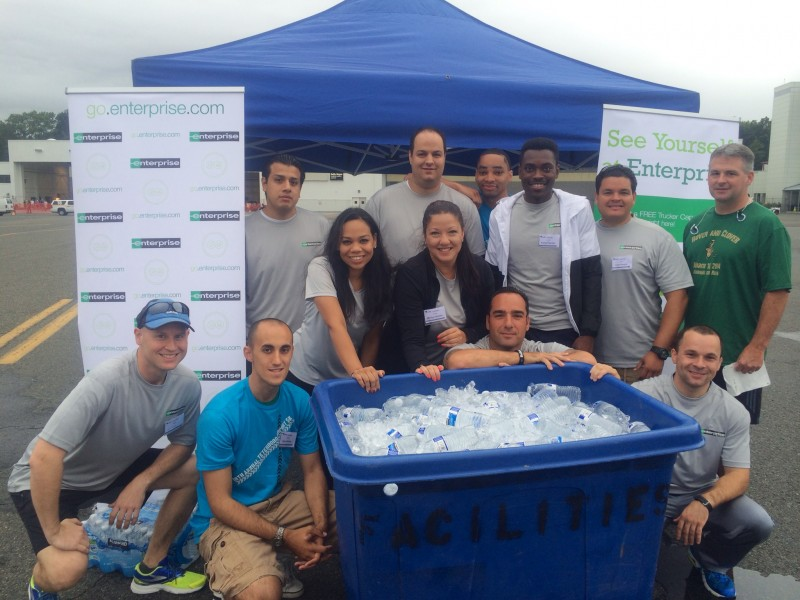 Enterprise Rent-A-Car Of Northern New Jersey Joins 5K