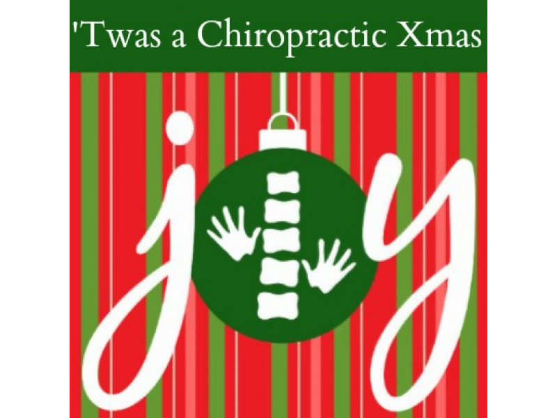 Twas A Chiropractic Christmas