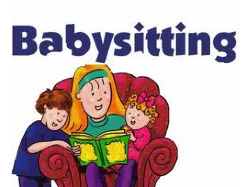In Need of a Babysitter? - Westchase, FL Patch