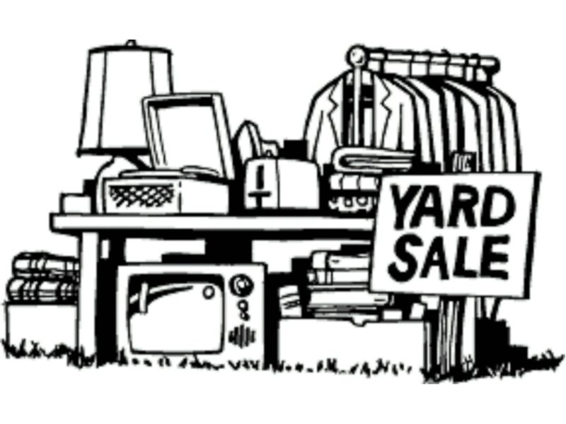 Wellesley Recreation Townwide Yard Sale - Wellesley, MA Patch