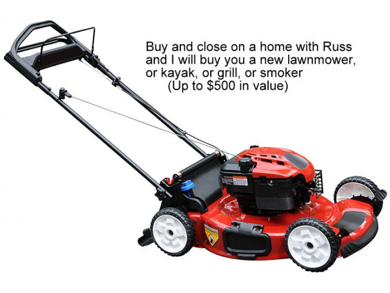 Lawn Mower Grill : Home buyer bonus grill or lawn mower west bloomfield