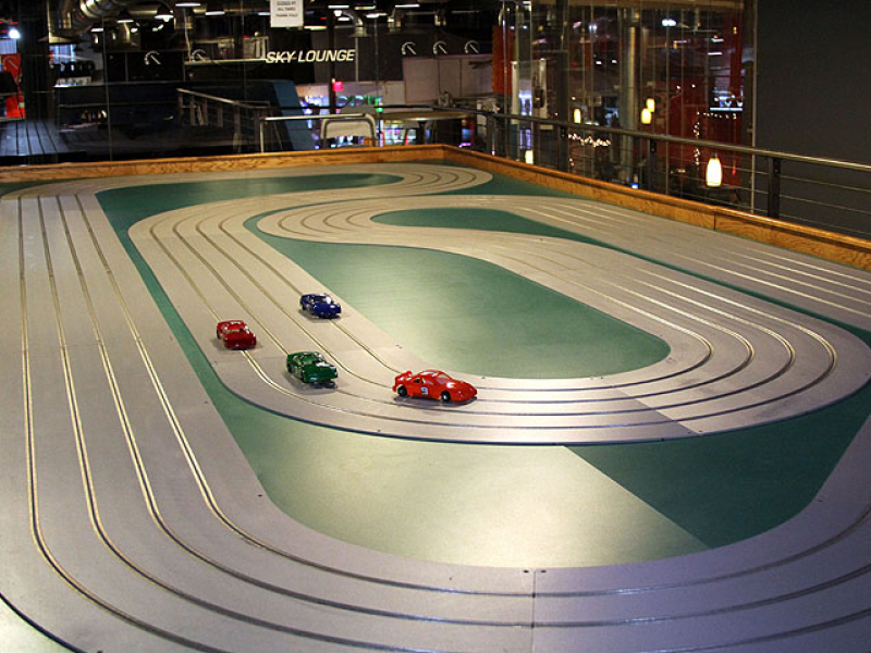 Slot car racing is a fun thing to do for young children, adults, hobbyists and racing fans alike.Looking for fun things to do?Our family-friendly facility is open year-round for birthdays, parties, and events for adults.We have a dedicated race director on every track watching to ensure everyone has a .