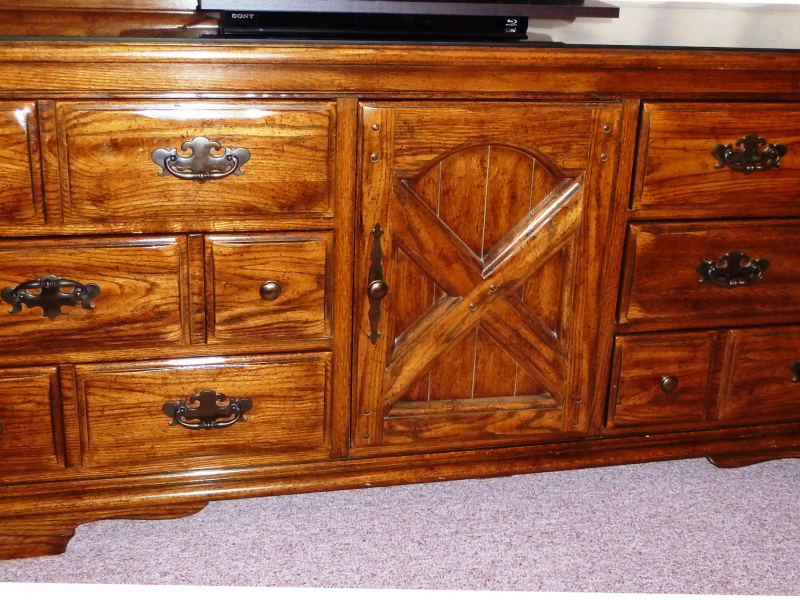 Genial Armoire U0026 Dresser Set   Huntley Furniture By Thomasville   $700/set |  Madison, NJ Patch