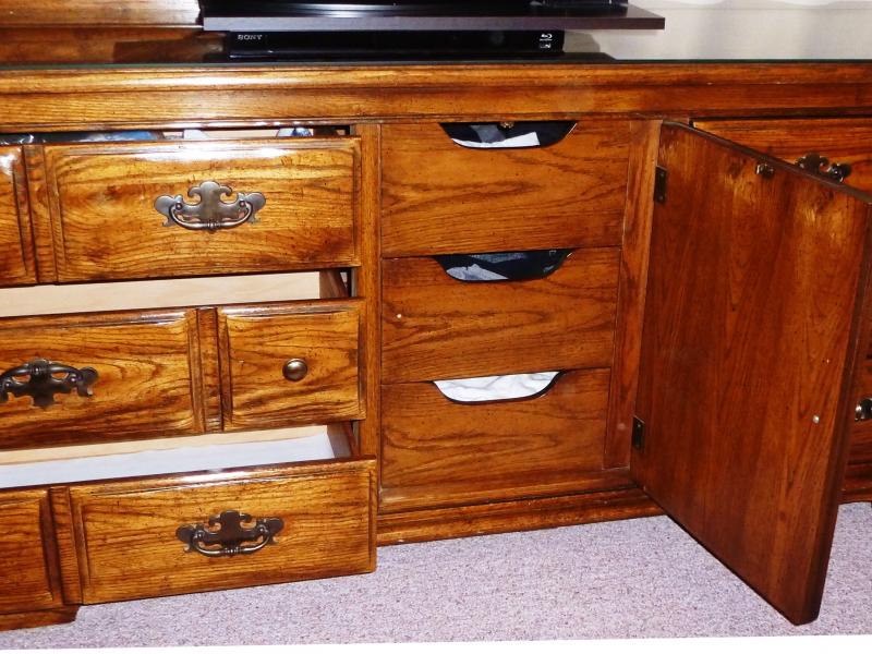 Armoire Dresser Set Huntley Furniture By Thomasville 700