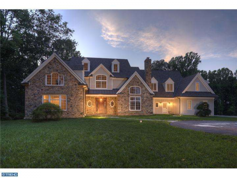 3 Most Expensive Foreclosures Chester County Malvern