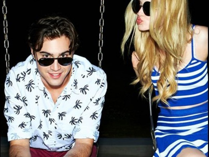 ryan mccartan and dove cameron