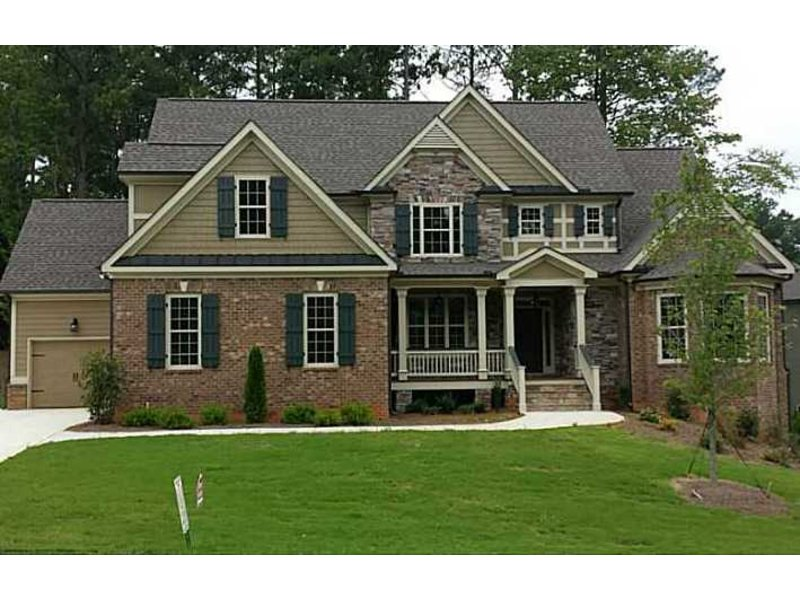 Fortress builders offers new homes at brookstone country for Fortress homes
