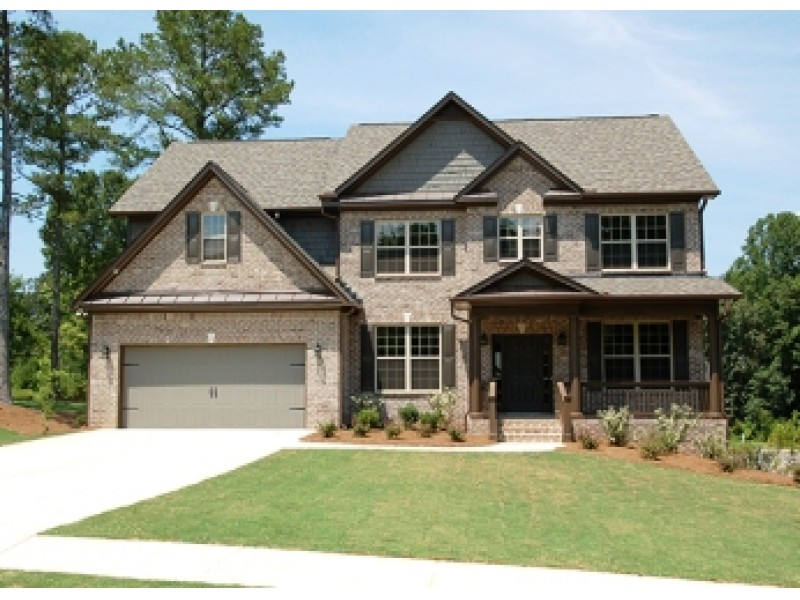 New west cobb homes available now from fortress builders for Fortress homes