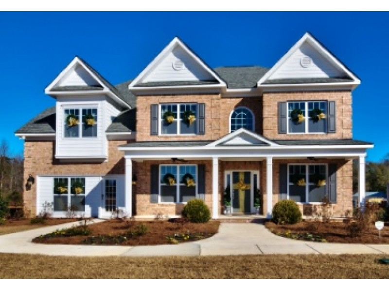 Essex homes opens new model home at larkin woods for Home builders in lexington sc
