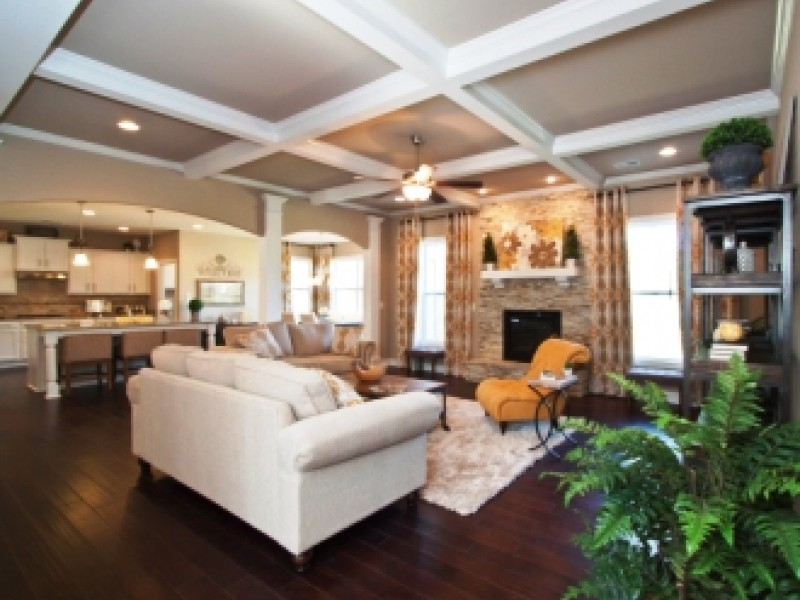 Essex Homes Announces New Model Home at The Preserve at Rolling – Essex Homes Floor Plans