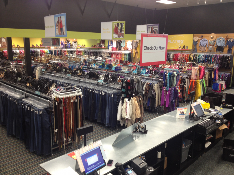 Local Plato's Closet® is Now Open to Buy Used Clothing ... - photo#8