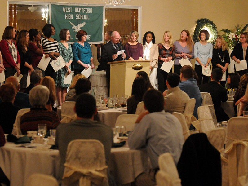 West Deptford Athletic Hall Inducts Newest Class West Deptford Nj Patch