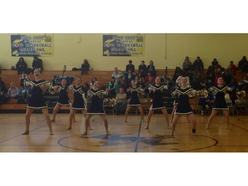Bethpage kickline teams shine at l i k a competition for Meadowlark load board