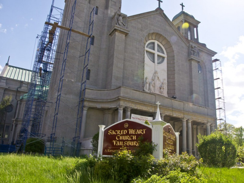 Sacred Heart On South Orange Avenue Closed But Not