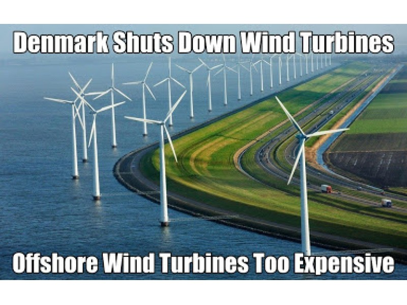 Offshore Wind Projects Canceled Denmark Too Expensive Boston Ma Patch