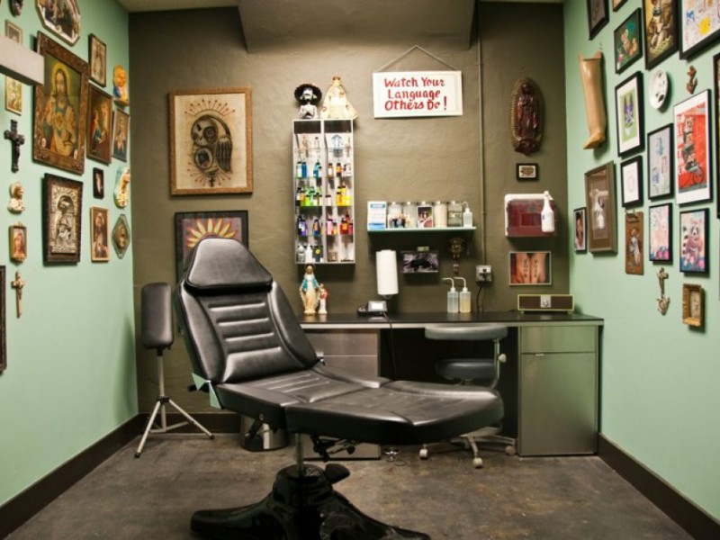 Tattoo Parlor Meets Fine Arts Gallery At Kollective Cleveland Heights Oh Patch