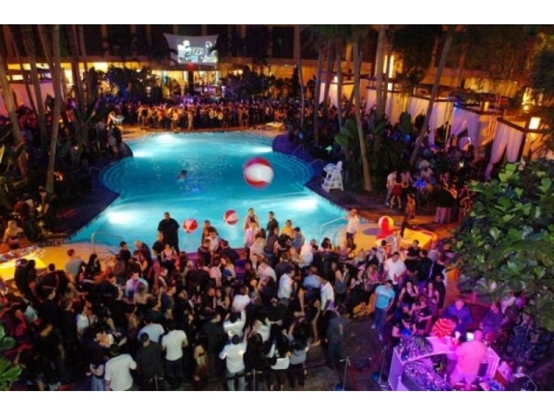 Atlantic Pool thanksgiving the pool after at harrah s resort atlantic