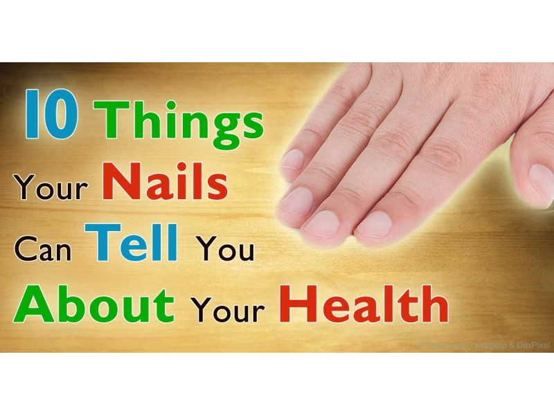 10 Things Your Nails Can Reveal About Your Health | Ramsey, NJ Patch