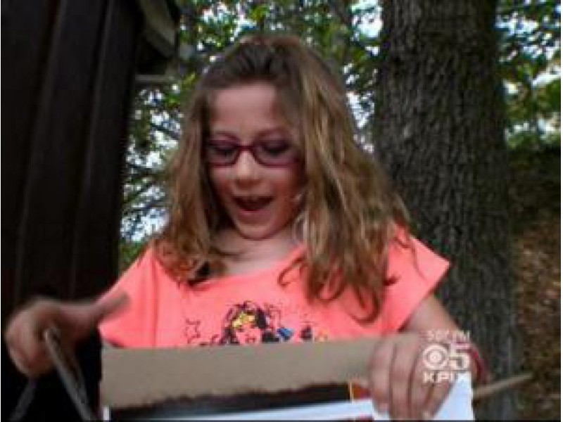 Marinwood Girl Shot By Arrow Receives Box of Taylor Swift-Themed Goodies