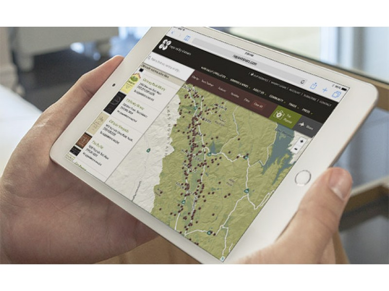 New Napa Valley Online Winery Map And Trip Planner Now Available - Napa valley winery map and trip planner