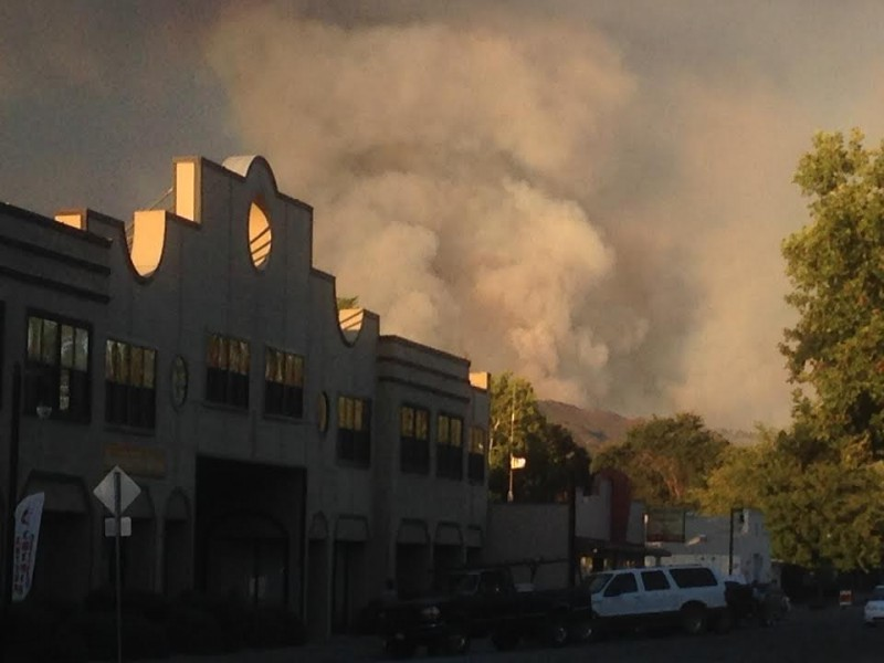 14 Wildfires Now Raging Throughout California See List Photos