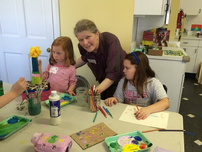 Ywca darien norwalk to hold summer vacation art workshop for Painting classes ct