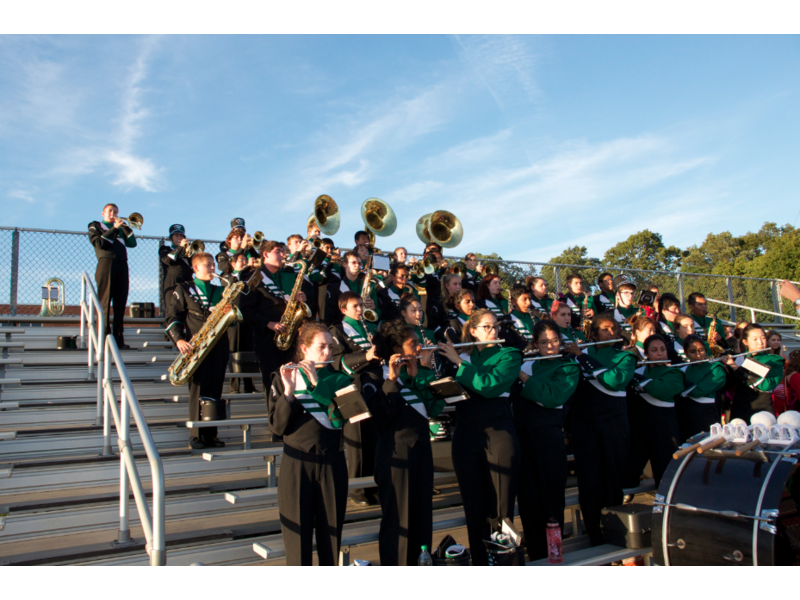 5th Annual Ridge High School Marching Band Competition