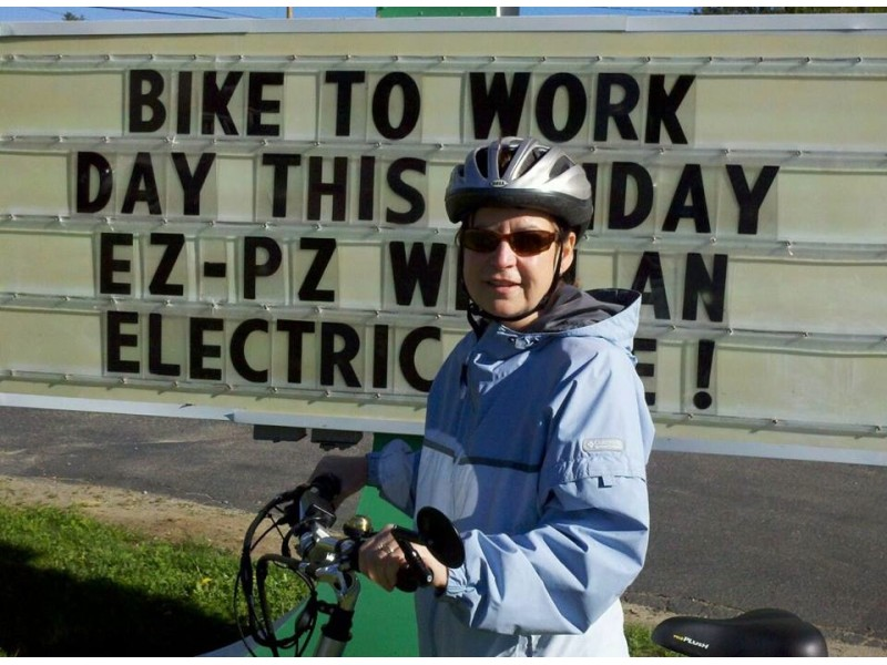 Bike To Work With Ez Bikes And Scooters Portsmouth Nh Patch