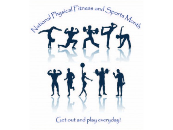 May is 'National Physical Fitness and Sports Awareness Month ...