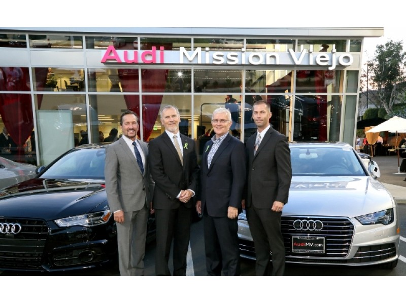 Audi Mission Viejo Supports Mission Hospital Aliso Viejo CA Patch - Audi mission viejo service