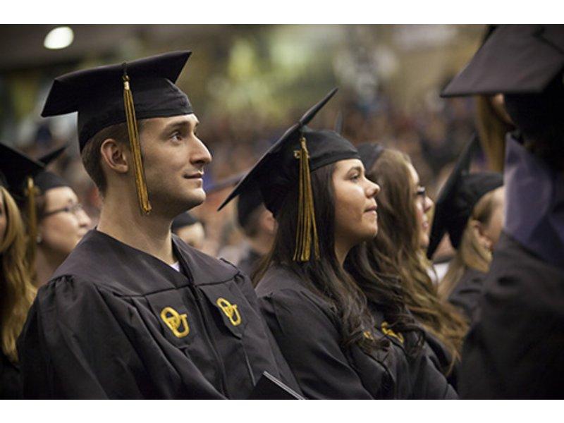 Student Retention, Graduation Rates Up At Oakland University ...