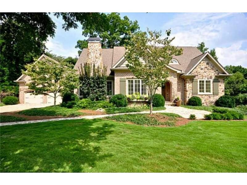 WOW House: Custom English Country Home Has \'Exotic Granite ...