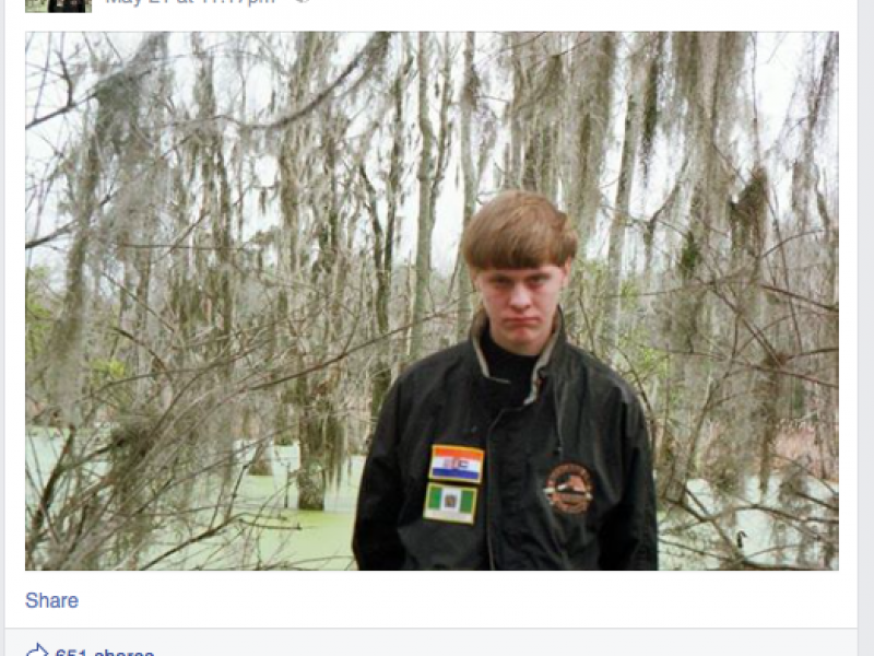 Suspect In Charleston Church Shooting Arrested F B I