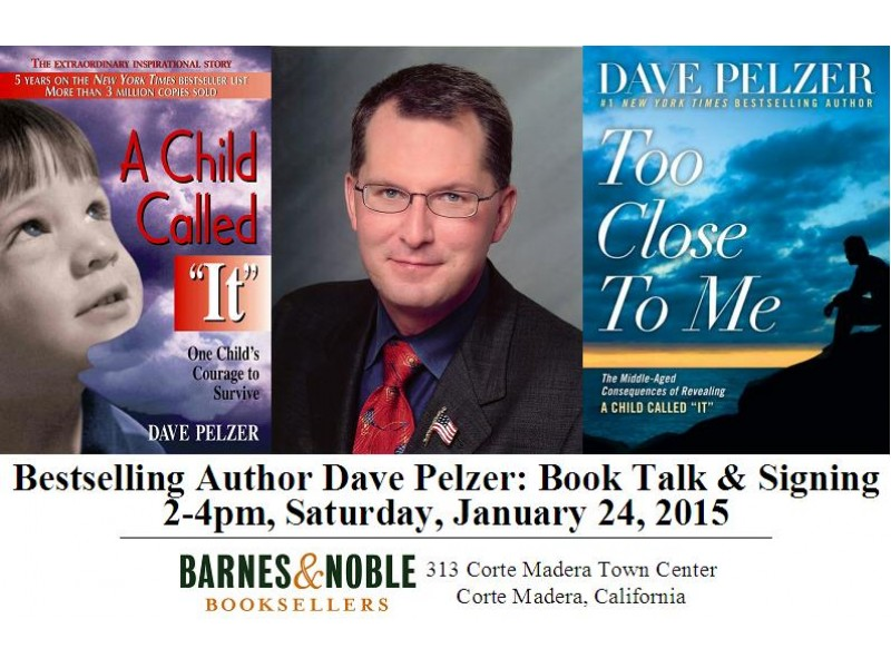 a report on a child called it the lost boy and a man named dave by d pelzer