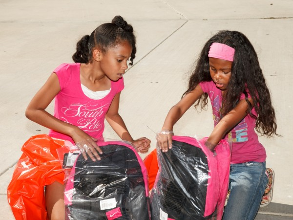 Morongo Provides 800 Kids With Free Shoes, Backpacks and School ...