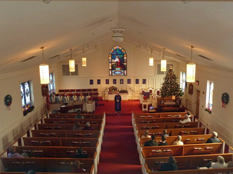 Celebrate Christmas With Candlelight & Carols At Clark ...